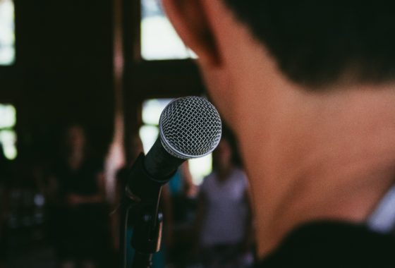 Public Speaking Training: What Do To A Month Before A Big Speech